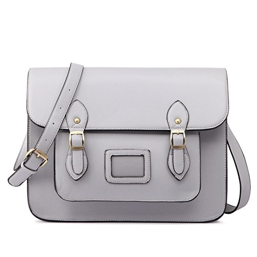 Bags & Purses Spring-Summer_17 Schulranzen, Medium, Grey