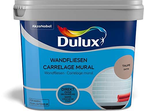 DX SAT Taupe - Pintura para azulejos (750 ml), color gris