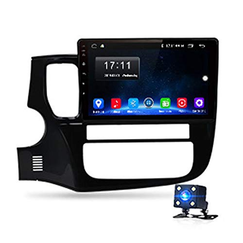 NBVNBV 2G + 32G Android 9.0 4G Multimedia Video Player Navigationsgeräte GPS Auto Für Mitsubishi Outlander 3 GF0W GG0W 2012-2018 Autoradio,WiFi (1gb 16gb) a1