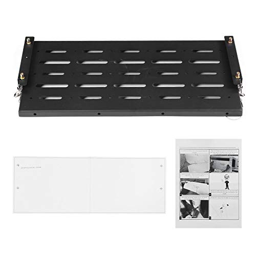 Duokon Soporte de almacenamiento de estante de carga de maletero de mesa...