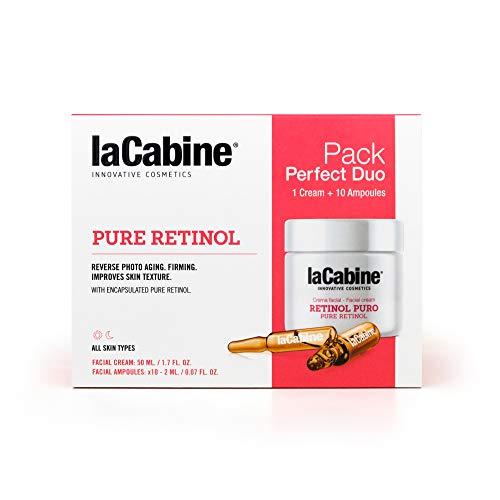 LaCabine PERFECT DUO RETINOL PURO LOTE 2 pz (MAPD-02626)