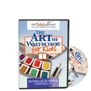 The Art of Watercolor for Kids - Part 1