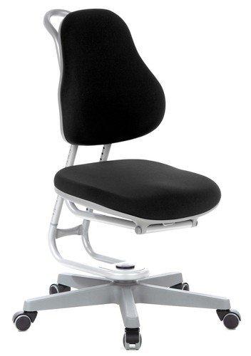 Rovo Chair Kinderschreibtischstuhl/Kinderstuhl Buggy Stoff Atlantic schwarz
