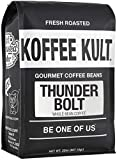 Koffee Kult Thunder Bolt Whole Bean Coffee, with...