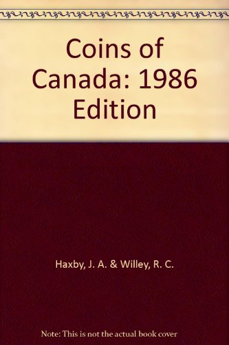 Coins of Canada: 1986 Edition