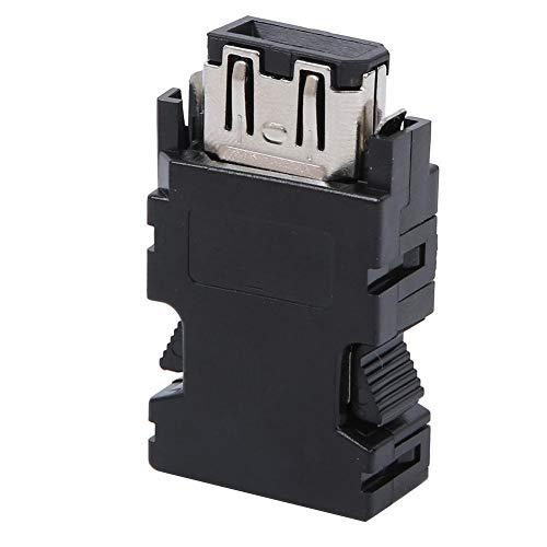 Servo Connector 4pcs Suministros eléctricos para producción industrial