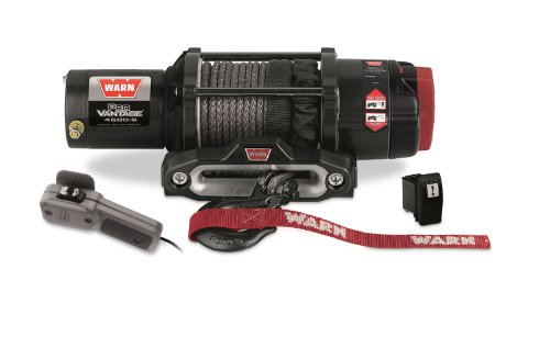 WARN 90451 'ProVantage 4500-S' Winch - 4500 lb. Capacity