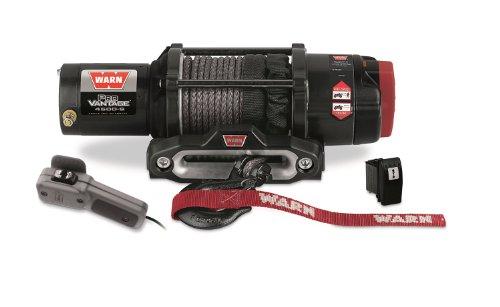 WARN 90451 'ProVantage 4500-S' Winch - 4500 lb. Capacity