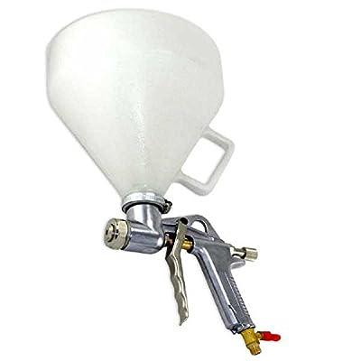 Air Texture Hopper Gun Drywall Ceiling Acoustic Tools by JDM Auto Lights