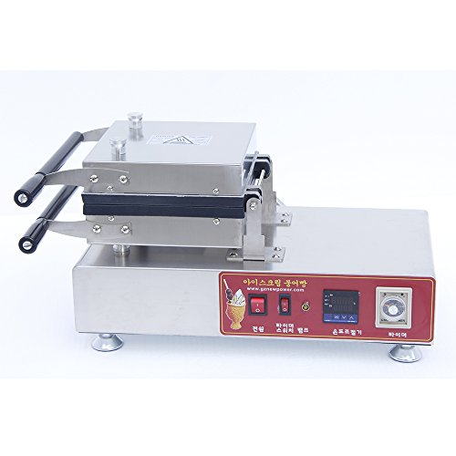 wotefusi 220V Kommerzielle Maschine Friteuse Auto Digital Donut Donutmaker Antihaft, MEHRWEG
