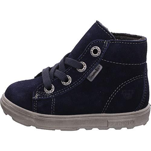 RICOSTA Jungen Boots ZAINI von Pepino, Weite: Mittel (WMS),Sympatex,gefüttert,wasserdicht,Winterboots,warm,Kids,Nautic (172),24 EU / 7 Child UK