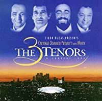 Three Tenors 1994 Concert
