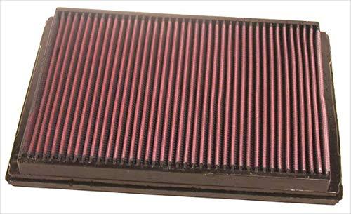K&N 33-2213 Motorluftfilter: Hochleistung, Prämie, Abwaschbar, Ersatzfilter, Erhöhte Leistung, 2000-2011 H, G, MK2, MK5, Astra Mk4, Zafira