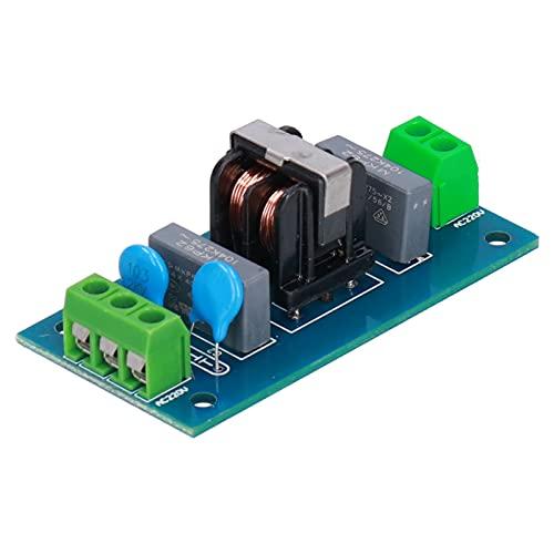 CUTULAMO Módulo de Potencia de filtrado, Puede Mejorar la Placa de Filtro de pureza del Sonido ampliamente Utilizada en Instrumentos de medición de precisión para Instrumentos de medición de