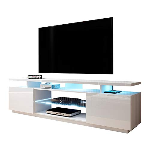 Meble Furniture Eva-K Modern 71' TV Stand