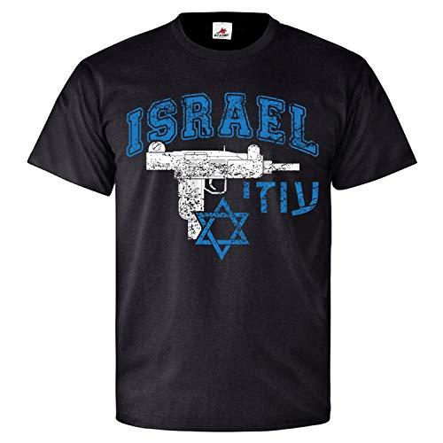 David Stern 26651 - Pistola de máquina de Israel Uzi MP (9 x 9 mm)