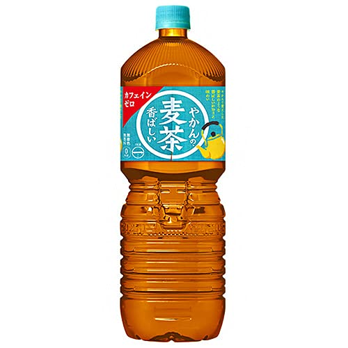 コカコーラ やかんの麦茶 from 一(はじめ) 2Lペットボトル×6本入