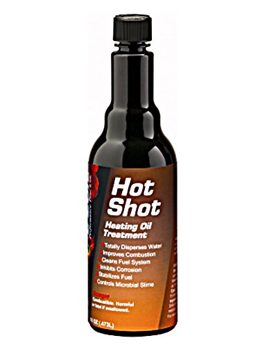 HOT SHOT HEATING OIL TREATMENT The best heating oil performance additive, HOT SHOT enhances all-around performance and helps protect your heating system against expensive breakdowns.