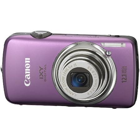 Canon デジタルカメラ IXY DIGITAL 930 IS パープル IXYD930IS(PR)
