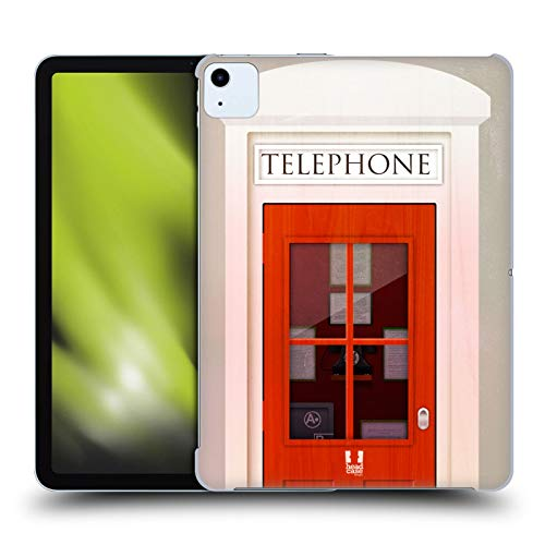 Head Case Designs K5 Telephone Box Hard Back Case Compatible for Apple iPad Air (2020)