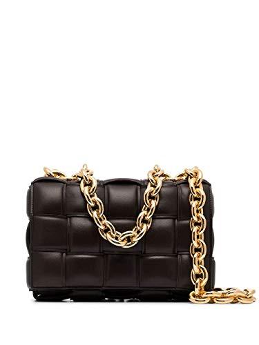 Bottega Veneta Luxury Fashion Donna 631421VBWZ02132 Marrone Pelle Borsa A Spalla | Autunno-inverno 20