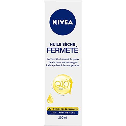 Nivea Hautstraffendes Körperpflege-Öl mit Q10 und Avocado-Öl