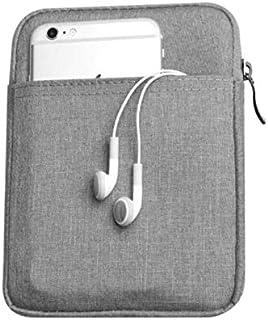 Capa Bolsa Sleeve Kindle Paperwhite e Standard de 6 polegadas - Cinza Claro