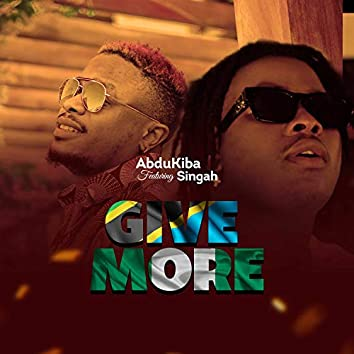 Give More (feat. Singah)