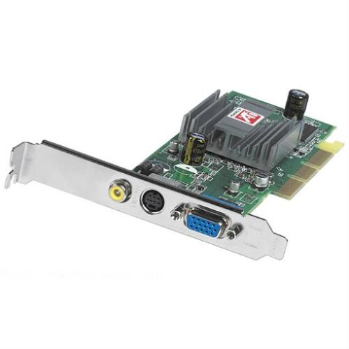 Creative 3D Blaster ATI Radeon 9200 SE 128 MB DDR TV-Out (Retail) Grafikkarte