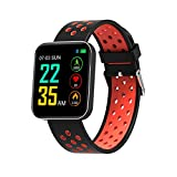 RSTJ-Sjsw Smart Bracelet 1.54 Inch Color Screen Full Screen Touch Heart Rate Blood Pressure Sleep More Exercise