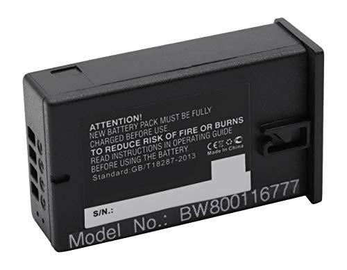 vhbw Li-Ion batería 900mAh (7.2V) para cámara réflex Digital Leica Silver 19800,...