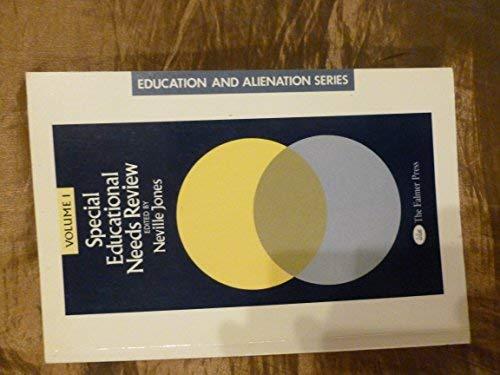 SPECIAL EDUCA NEEDS REV V1 PB (Education & Alienation Series)