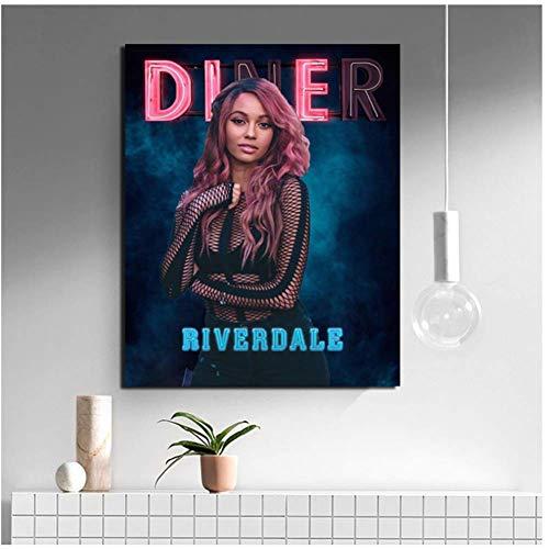 Riverdale Posters Wall Art Canvas Schilderij Foto Print Voor Woonkamer Moderne Slaapkamer Woondecoratie -50x70cmx1pcs-Geen Frame