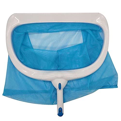 Leaf Skimmer,Bolsa de peso ligero, herramienta de limpieza de hojas para piscina, rastrillo, mantenimiento limpio para piscina, paisaje, estanque, bañera o fuentes