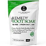 Tea Tree Oil Foot Soak with Epsom Salt &...