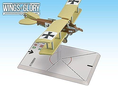Tienda de moda y compras online. Wings of of of Glory WWI  Albatros CIII (Bohme Ladermacher) by Ares Games  promociones de equipo