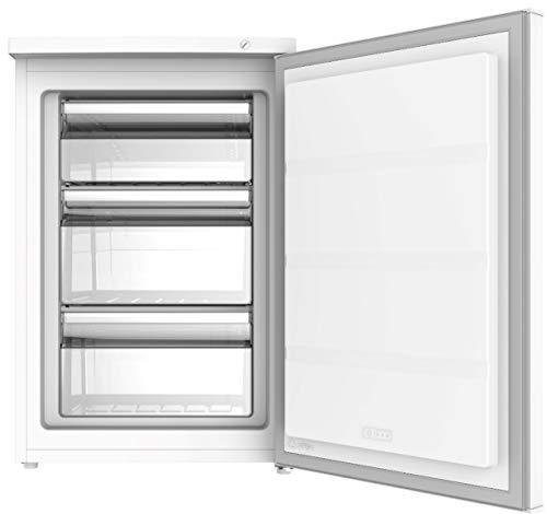 PKM GS83.4 T3 weiß freistehend Gefrierschrank Tiefkühlschrank