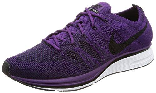 Nike Damen T-Shirt NSW Just do it Print Tank Gymnastikschuhe, Violett (Night Purpleblackwhite), 46 EU