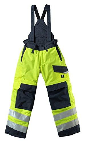 Mascot 13892-217-17010-XL Pantalon grand froid Renens Taille XL jaune/noir-bleu