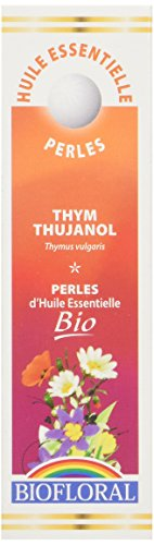 Perles essentielles Thym à Thujanol bio - 20 ml