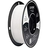 ERYONE PLA Filament for 3D Printer,1.75mm,No-Tangling,Dimensional Accuracy +/-0.03mm,1kg(2.2lbs)/Spool,Cool White
