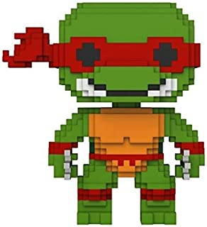 Funko pop 8-Bit Teenage Mutant Ninja Turtles-Raphael Collectible Figure
