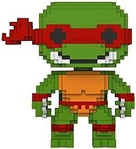 Funko 8-Bit Pop: Teenage Mutant Ninja Turtles-Raphael Collectible Figure
