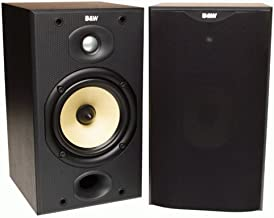 B & W DM601 Series II Bookshelf Speakers (pair) (Discontinued by Manufacturer)