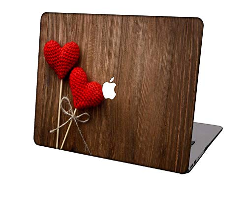 Laptop Case for Newest MacBook Pro 15 inch Model A1707/A1990,Neo-wows Plastic Ultra Slim Light Hard Shell Cover Compatible Macbook Pro 15 inch,Wood grain A 139