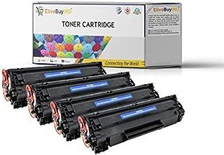 EliveBuyIND® 4-Pack TN-261M Compatible Laser Toner Cartridge Use for BROTHER LaserJet HL-3140CW,HL-3150CDN Printer Series