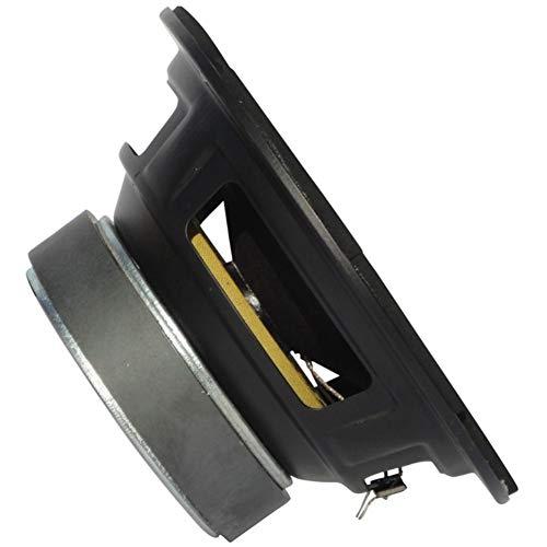 """1 WOOFER Master Audio CW801/8 Altavoz 20,00 cm 200 mm 8"""" 150 vatios rms 300 vatios MAX impedancia 8 ohmios 93 db suspensión rígida para Coche, 1 Pieza"""