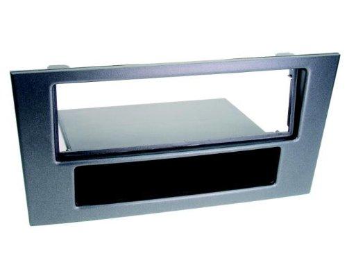 Adaptateur de façade 1-DIN avec vide poche Ford Mondeo 2003 > anthracite