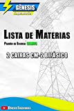 Lista de Materiais para 1 padrão com 2 caixa CM2 bifásico - CEMIG: Padrão de energia bifásico (Portuguese Edition)