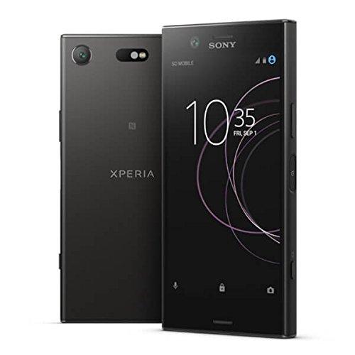 Sony Xperia XZ1 Compact 11,7 cm (4.6') 4 GB 32 GB 4G Negro 2700 mAh - Smartphone (11,7 cm (4.6'), 4 GB, 32 GB, 19 MP, Android 8.0, Negro)
